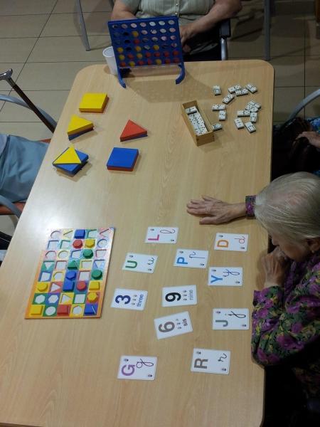 Reconocimiento numérico, relación entre números, discriminación de figuras...