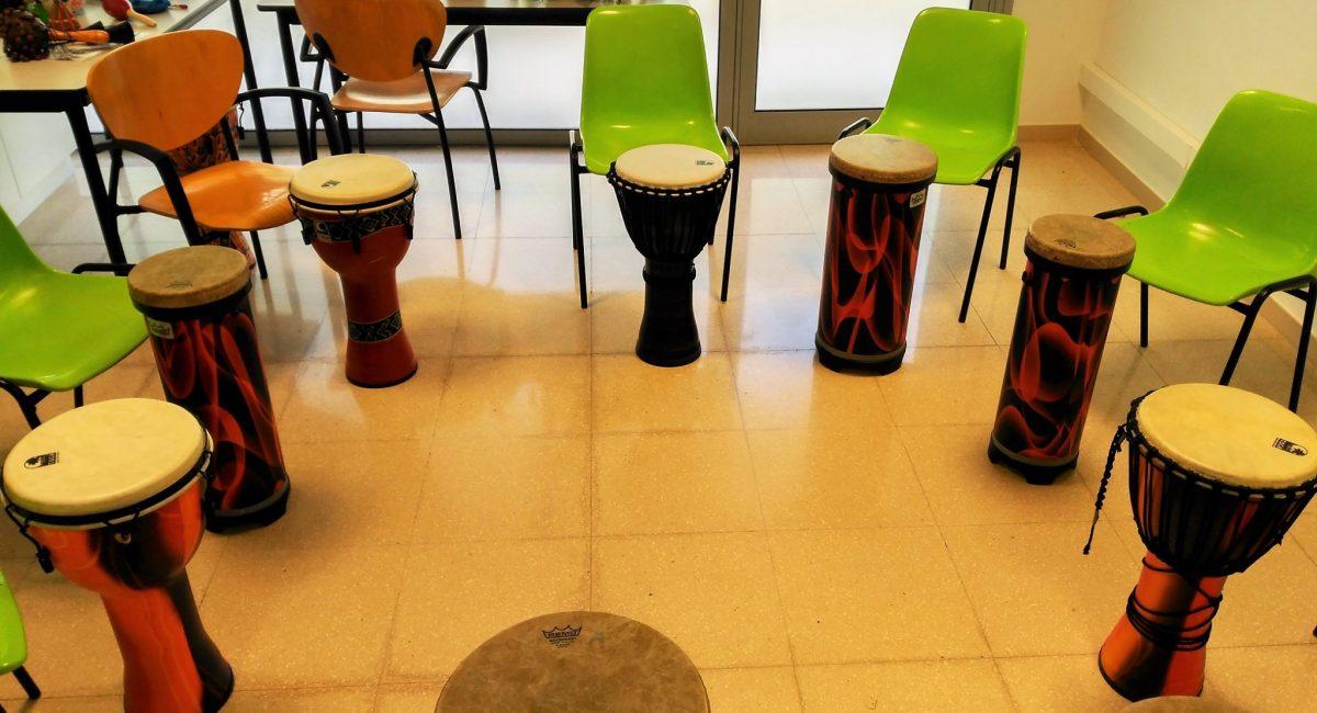 foto st carles tambores